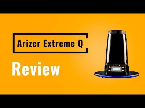 Arizer Extreme Q Vaporizer Review – Vapesterdam