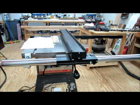 Search result youtube video table saw fence hmongwnload vega pro 40 fence installation greentooth Image collections