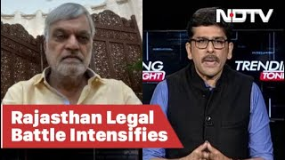 Rajasthan Battle In Supreme Court: Speaker CP Joshi Speaks to NDTV | Trending Tonight