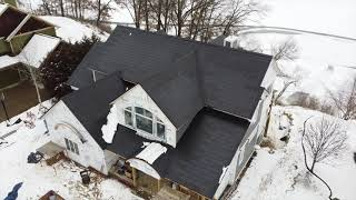 Tesla Solar Roof – What happens when it snows?