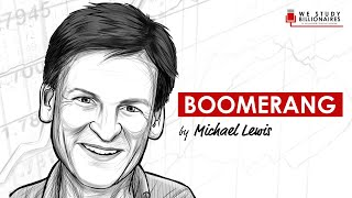 68 TIP: Michael Lewis Boomerang