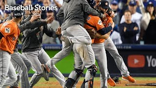 Jeff Luhnow Reminisces on World Series Title | Baseball Stories