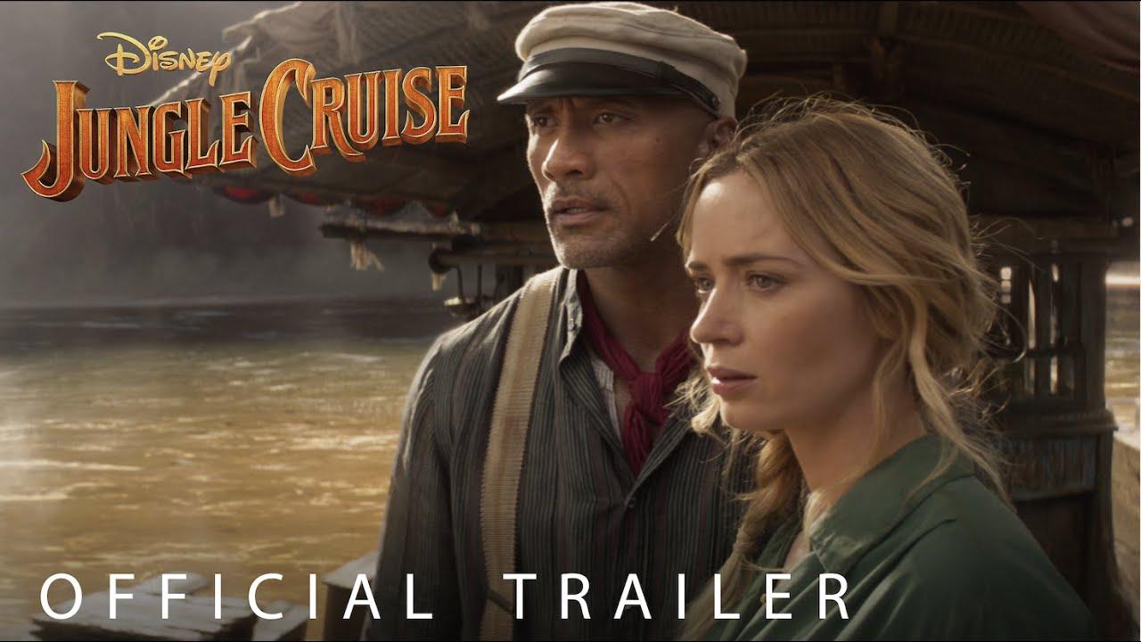 Trailer för Jungle Cruise