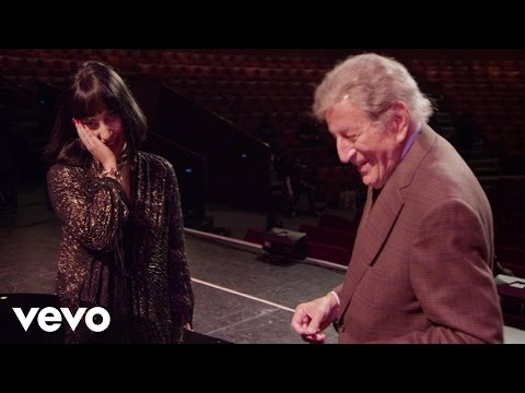 tony bennett lady gaga bewitched bothered and bewildered reh