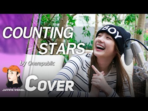 Counting stars - Onerepublic Cover by Jannina W
