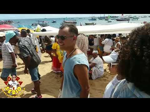 Repórter Favela na Festa de Iemanjá 2019
