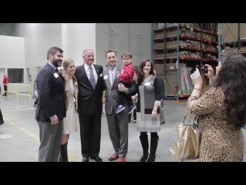 Video Broad River Furniture Ribbon Cutting - New Offices & Warehouse