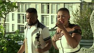 "Afrosoul Performs ""uSemncane"" (Still Young)"