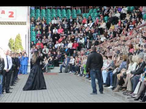 Фото: Елена Ваенга. Концерт 9 мая в Гомеле