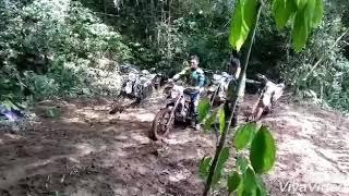 preview picture of video 'JTP (jelajah tanaa purai ngeriman)  kab.  Kutai barat kalimantan timur.'