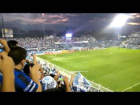 """""""Recibimiento del Dkno Frente Aldosivi!!! Fecha7"""" Barra: La Inimitable • Club: Atlético Tucumán"""