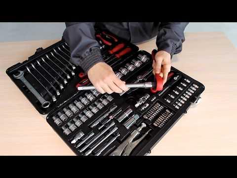 Набор инструментов ET-7101 - Видеообзор