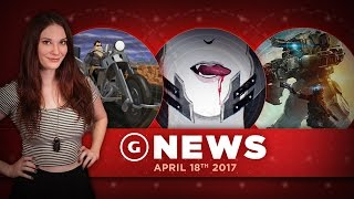 Dark Souls Publisher Announces Vampire RPG & Titanfall 2 Free DLC! - GS Daily News