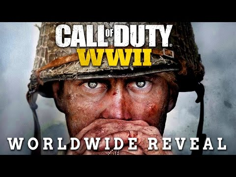 Call of Duty: WORLD WAR 2 - TRAILER GAMEPLAY WORLD REVEAL! 🔴 *LIVE!* 🔴