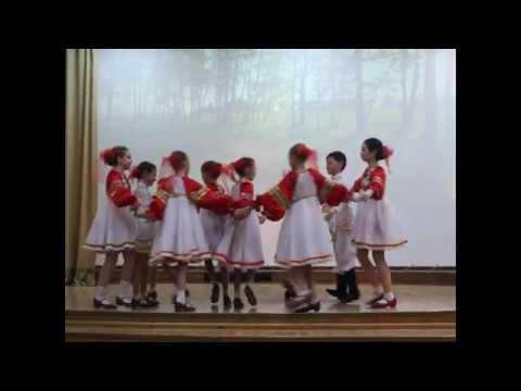 танец «Во поле орешина»