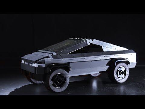 Cybertruck Mania Youtubes Lego Cakes Models Tesla Forums