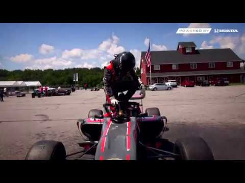 Colombian Mathias Soler-Obel Takes Checkered at VIR