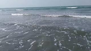 preview picture of video 'সমুদ্রের ঢেউ,সেন্টমার্টিন বিচ।'