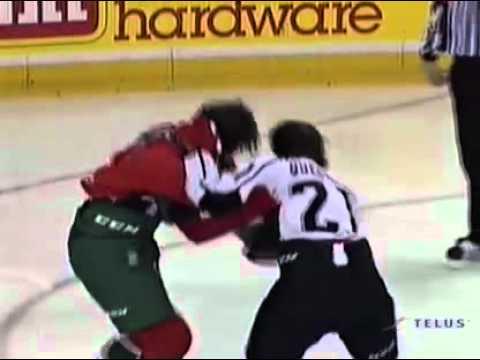 Sawyer Hannay vs. Antoine Quevillon