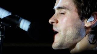 Echelon (Acoustic) - 30 Seconds To Mars - Le Zénith Paris 12/11/11