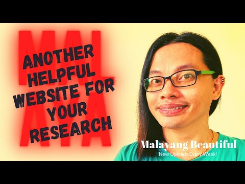 FINDING ONLINE SOURCES FOR YOUR RESEARCH PAPER, THESIS AND DISSERTATION