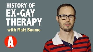 A Brief History of Gay Conversion Therapy