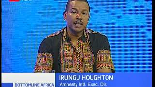 Bottomline Africa: Crackdown over Raila 'swearing-in'