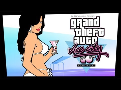 grand theft auro vice city - PS2 (usado)