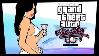 Трейлер игры Grand Theft Auto: Vice City
