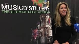 MusicDistillery op RTV Rijnmond