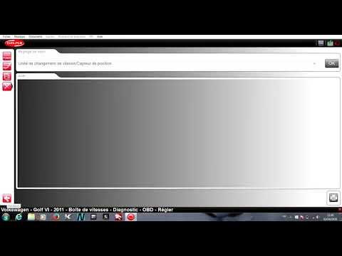 calibrage boite dsg Volkswagen avec Delphi - смотреть онлайн