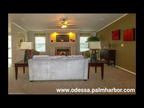 Watch Video of The Evolution Triplewide Home in Odessa, TX