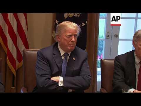 Trump Calls Cohen Raids a 'Witch Hunt'