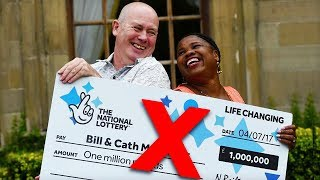 5 Lottery Winners Who Blew Through Their Money