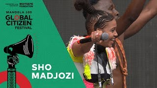 "Sho Madjozi Performs ""Dum Hi Phone""  