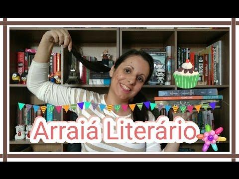 Arraial do Pilha de Leitura | Top 5 Festa Junina | Pilha de Leitura
