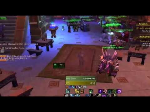 BUG] Camera jumps on mouse click with World of Warcraft and