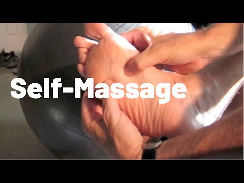 Video Foot Massage: Do It While You View It