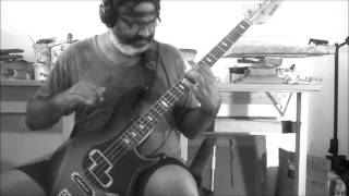 ANTHRAX * THE BELLY OF THE BEAST * BASS COVER