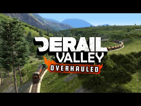 I Had Never Heard Of VR Game Derail Valley Until This Week, But After Seeing This Trailer For An Imp
