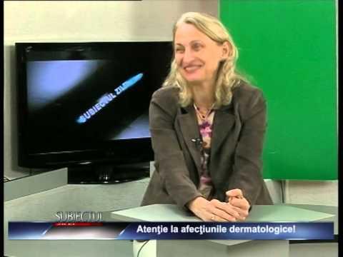 Emisiunea Subiectul zilei – dr. Elena Tania Mircescu – 25 septembrie 2014