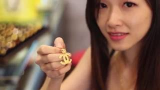 Apple Gold Jewellery (Fish Öh)