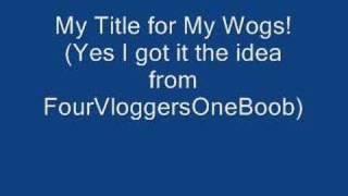 Wog Title Theme