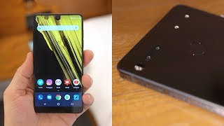 The Not-So Essential Phone? (Hands-On Review)