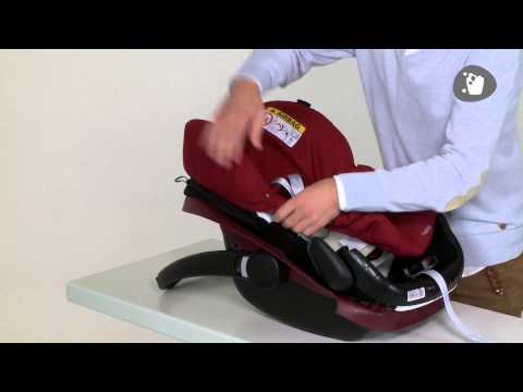 Maxi-Cosi | How to wash and clean your Pebble cover