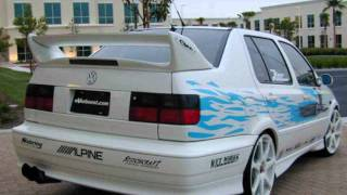 The Fast And The Furious Volkswagen Jetta