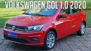 Avaliação: Volkswagen Gol 1.0 2020
