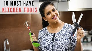 10 Smart And Helpful Kitchen Tools You Must Have   Tools And Gadgets For Easy Cooking