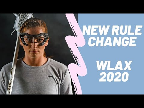 thumbnail for US Lacrosse Changes Women's & Girls Lacrosse Rules For Mandated Goggles In 2020