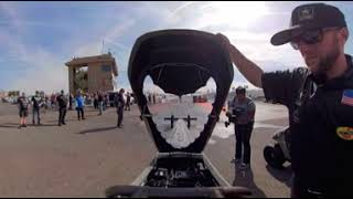 Experience the U.S. Army NHRA Racing Team in 360º